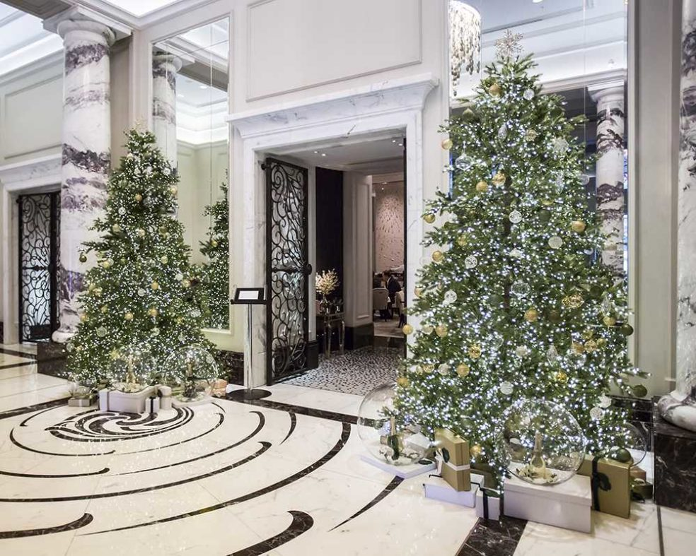 SITE GB Christmas Lunch 2019 at the Langham