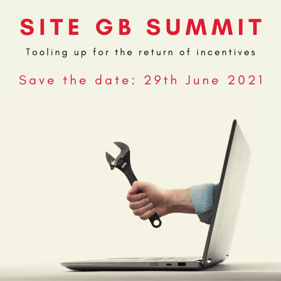 SITE GB Summit Event 2021